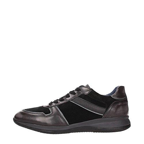 Docksteps DSE103809 Sneakers Uomo Pelle NERO NERO 40