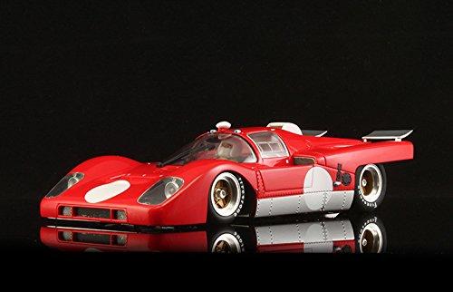1/24 Scale Slot Car BRM Ferrari 512M Red