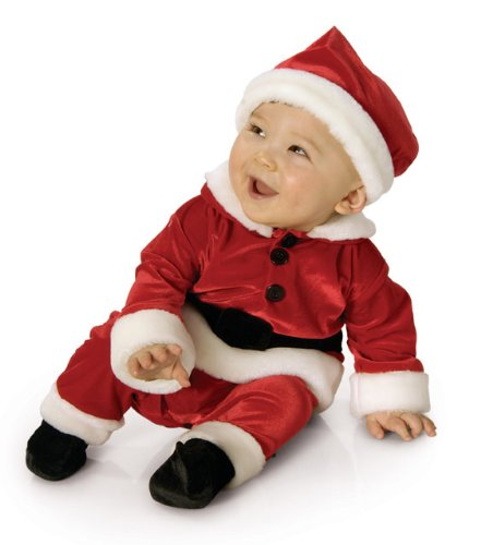Rubie's Costume Men's Velvet Santa Suit
