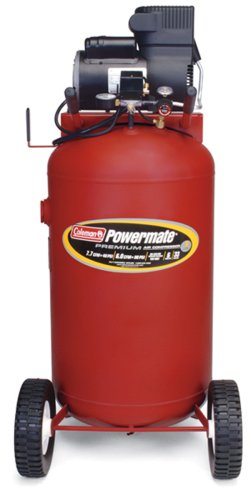 Cheap Coleman Powermate Premium Series, Oil Free Direct Drive, 33 gallon Air Compressor (CL0603312.01)