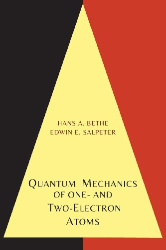 Quantum Mechanics of One-and-Two-Electron Atoms