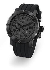 TW Steel Herren-Armbanduhr Grandeur Teur Analog Quarz TECH TW-128