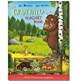 Julia Donaldson The Gruffalo Magnet Book - with 10 amazing magnets!