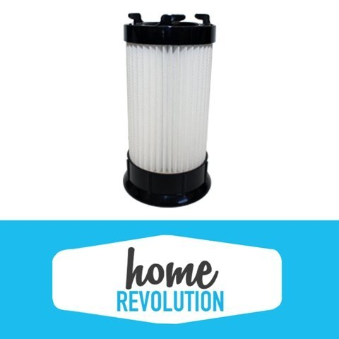 Eureka Dcf-4 and Dcf-18 Home Revolution Brand Replacement Washable and Reusable Dust Cup Filter; Made to Fit Eureka Lightspeed, Lightforce, Maxima, Boss (4700 Series), High Performance (Hp5555 Series) and 5500 Series Upright Models; Made to Fit Eureka Part # 63073a, 63073c, Dcf1, Dcf4, Dcf18, 62132, 63073, 3690, 18505 - Crafted By Home Revolution (Eureka The Boss Upright compare prices)