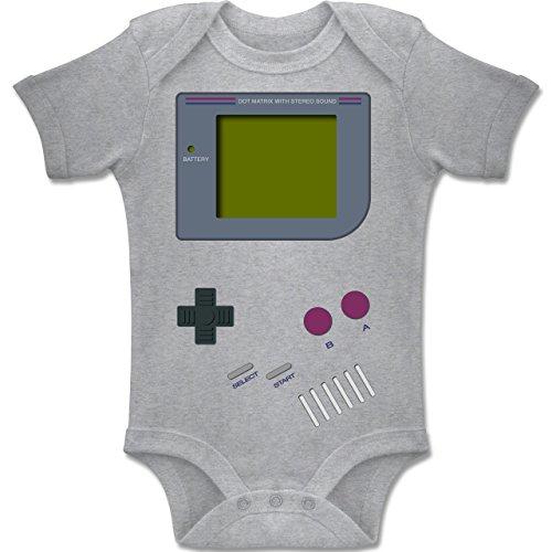 strampler-motive-gameboy-shirt-1-3-monate-grau-meliert-bz10-kurzarm-baby-strampler-body-fur-jungen-u