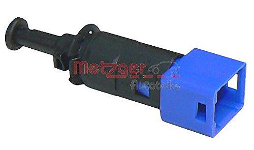 Metzger 0911083 Conmutador, accionamiento embrague (control veloc.)