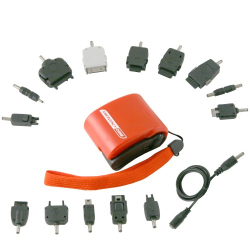 Emergency Zone Mobile Phone Charger  14 Adapters,