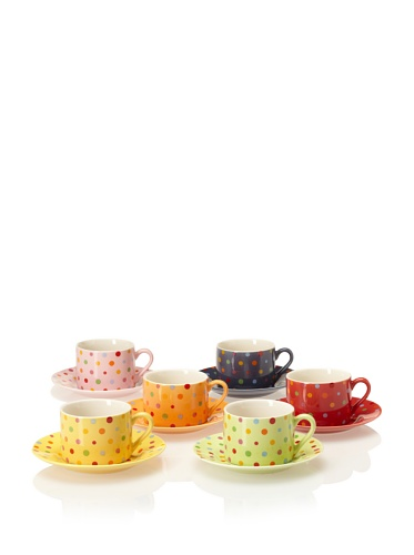 Espresso Cups And Saucers Sets