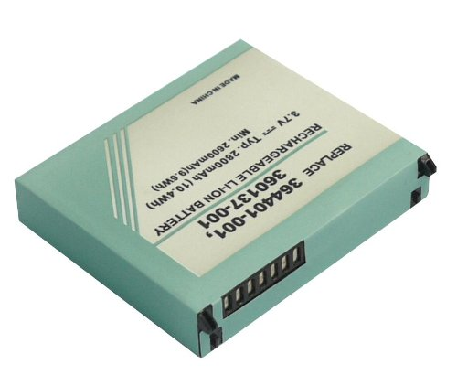 SmartMediaUS PowerSmart� Pocket PC Battery for HP iPAQ hx Series HP rx Series (Fits selected models only) Compatible Part Numbers: 360136-001 at Sears.com