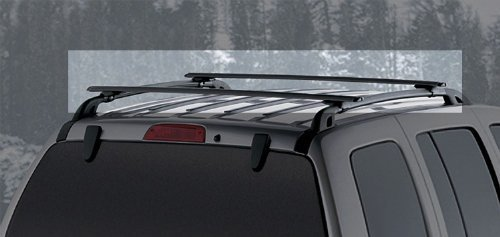 Jeep Patriot OEM Cross-Roof Rails 2007-2010 Mopar