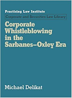 Whistleblowing and sarbanes oxley due essay