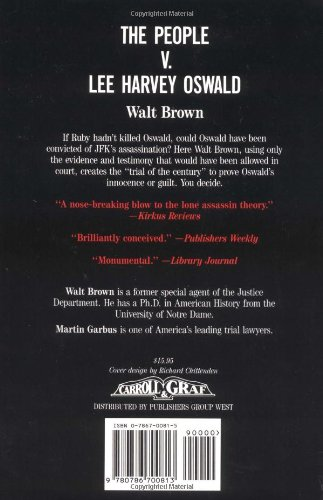 The People v Lee Harvey Oswald