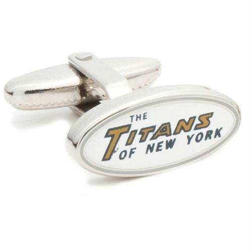 New York Jets NFL Logo'd Executive Cufflinks w/Jewelry Box at Amazon.com