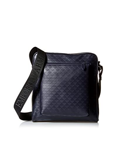 Emporio Armani Men's Cross-Body, Dodger Blue/Blu Notte