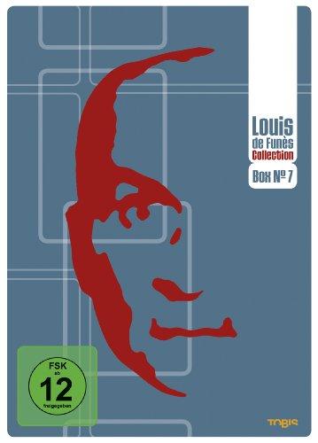 Louis de Funès DVD Collection Box No. 7