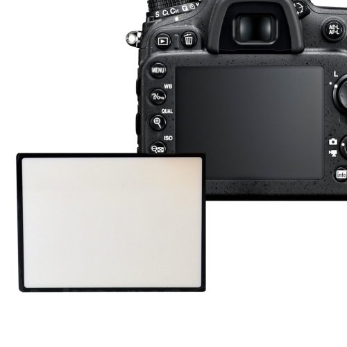 Dste Dt0311 Lcd Cover Screen Protector Optical Glass For Nikon D7100 Slr Camera