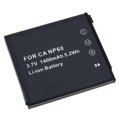 Lithium Battery (NP-60) For Casio, HP, Olympus, Panasonic, Samsung