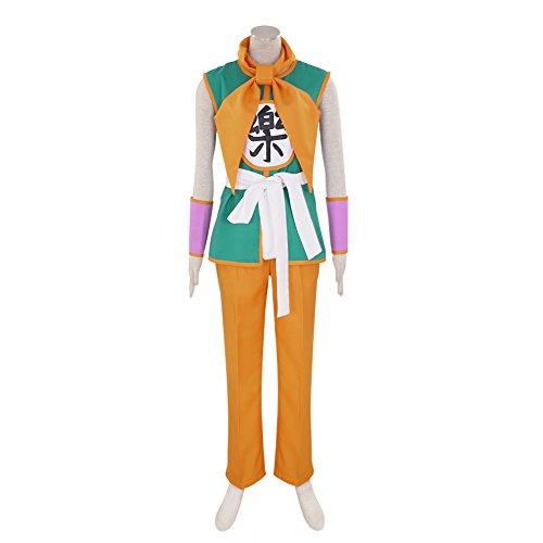 CG Co (The Great Saiyaman Costume)
