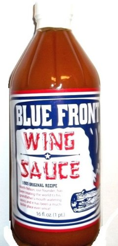 Blue Front BBQ Wing Sauce (6Pack)16 Oz. Bottles