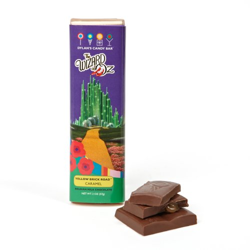 Dylan's Candy Bar Wizard of Oz - Yellow Brick Road Chocolate Caramel Bar