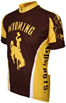 NCAA Wyoming Cycling Jersey,Large