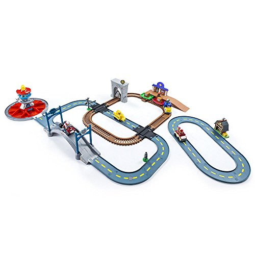 Paw Patrol Mega Roll Patrol Track Set (Rocky Dump Truck compare prices)