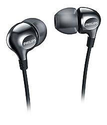 Philips SHE3700BK Headphones (Black)