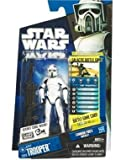 Star Wars 2010 Clone Wars Animated Action Figure CW No. 18 ARF Trooper