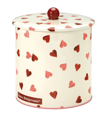 Emma Bridgewater Hearts Biscuit Barrel