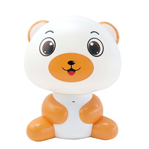 Generic My Puppy Bed Time Story Teller, White/Orange