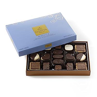 GODIVA Chocolatier Biscuit Gift Box