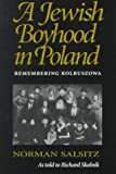 img - for A Jewish Boyhood in Poland: Remembering Kolbuszowa book / textbook / text book
