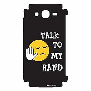 Jack Parrot Mobile Skin TTMH 028 for Samsung Grand i-9080-9082FLAP