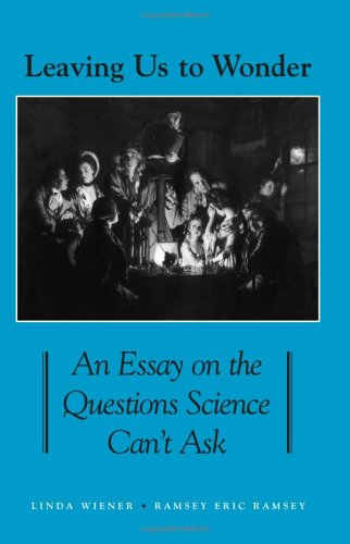 Wonder of science essay quotations