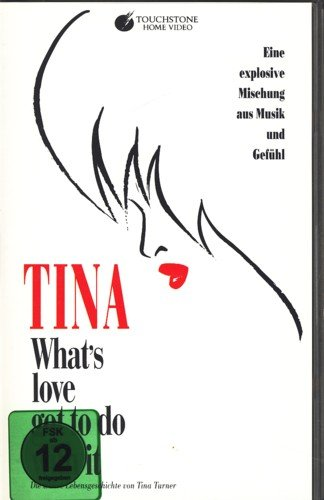 Tina - What's Love Got To Do With It [VHS]