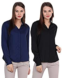 Rasada Women'S Plain Shirt Combos