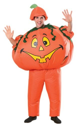 Inflatable Pumpkin