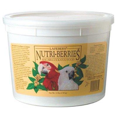 Cheap Nutri-Berries Macaw and Cockatoo Food (B007L3J7OE)