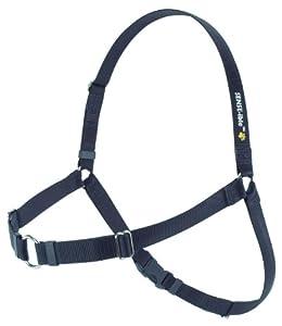 SENSE-ible No-Pull Dog Harness - Black Large