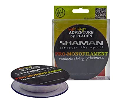 Matt Hayes Adventure Shaman Pro Monofilament Line by Matt Hayes Adventure