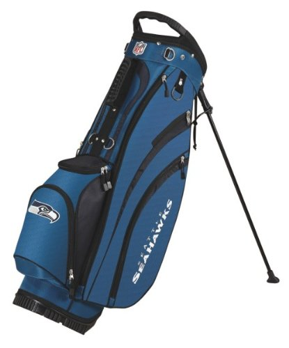 Wilson NFL Seattle Golf Carry Bag at Amazon.com