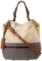 Hot Sale Oryany Handbags Sydney SE402 Shoulder Bag,Sand Multi,One Size