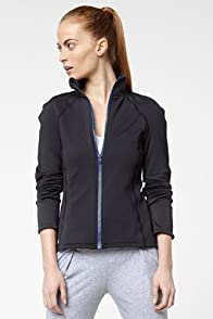Long Sleeve Technical Full Zip Sweatshirt