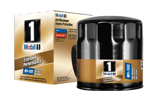 Mobil 1 M1-103 Extended Performance Oil Filter (Pack of 2) (Oil Filter Mobile 1 compare prices)