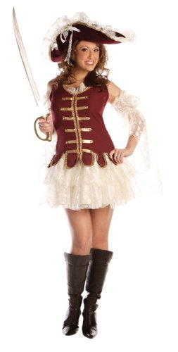 Treasure W Hat Small Halloween or Theatre Costume
