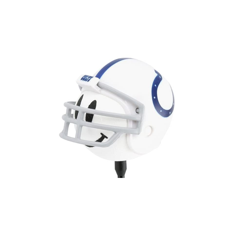 Indianapolis Colts Football Helmet Antenna Topper