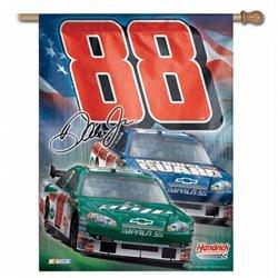 Dale Earnhardt Jr. Banner (27 in. x 37 in.) by FlagandBanner