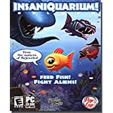 Insaniquarium - Jewel Case (PC)
