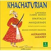 ハチャトゥリャン: 管弦楽作品集 ~剣の舞