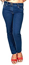 D-NIMES SLIM FIT WOMEN JEANS (34)